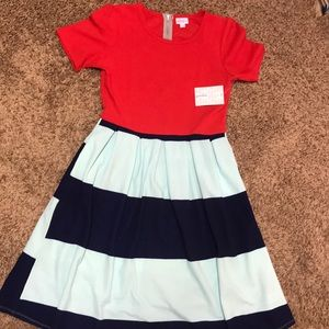 Lularoe NWT Amelia dress
